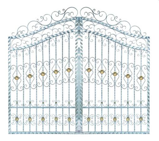 厦门欧式不锈钢大门 厦门欧式不锈钢大门定制 欧式 