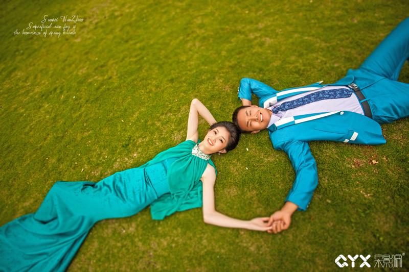 婚纱摄影-幸福的意义