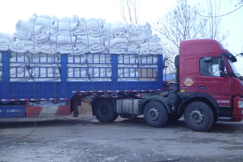 批发货车棉被|山东高质量的挂车棉被