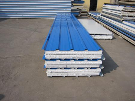 为您推荐鼎发工贸品质好的岩棉夹芯板,彩钢聚氨酯夹芯库板厂家