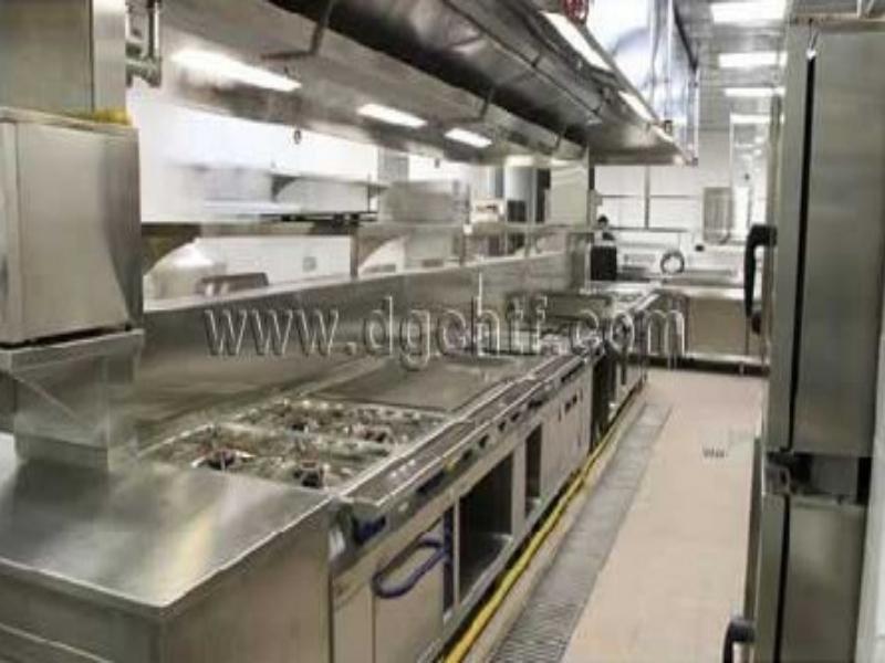东莞信誉好的厨房排烟通风工程公司,当属辰皓通风设备——厨房排烟通风哪里找