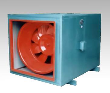 德州价格实惠的HLF系列低噪声混流式风机箱出售_管道风机柜式风机箱