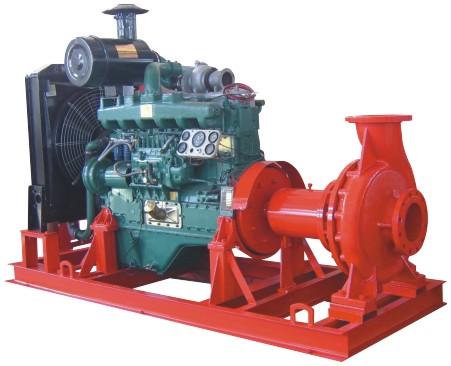 泉州消防穩壓給水成套設備|供應福建廠家直銷的柴油機消防泵