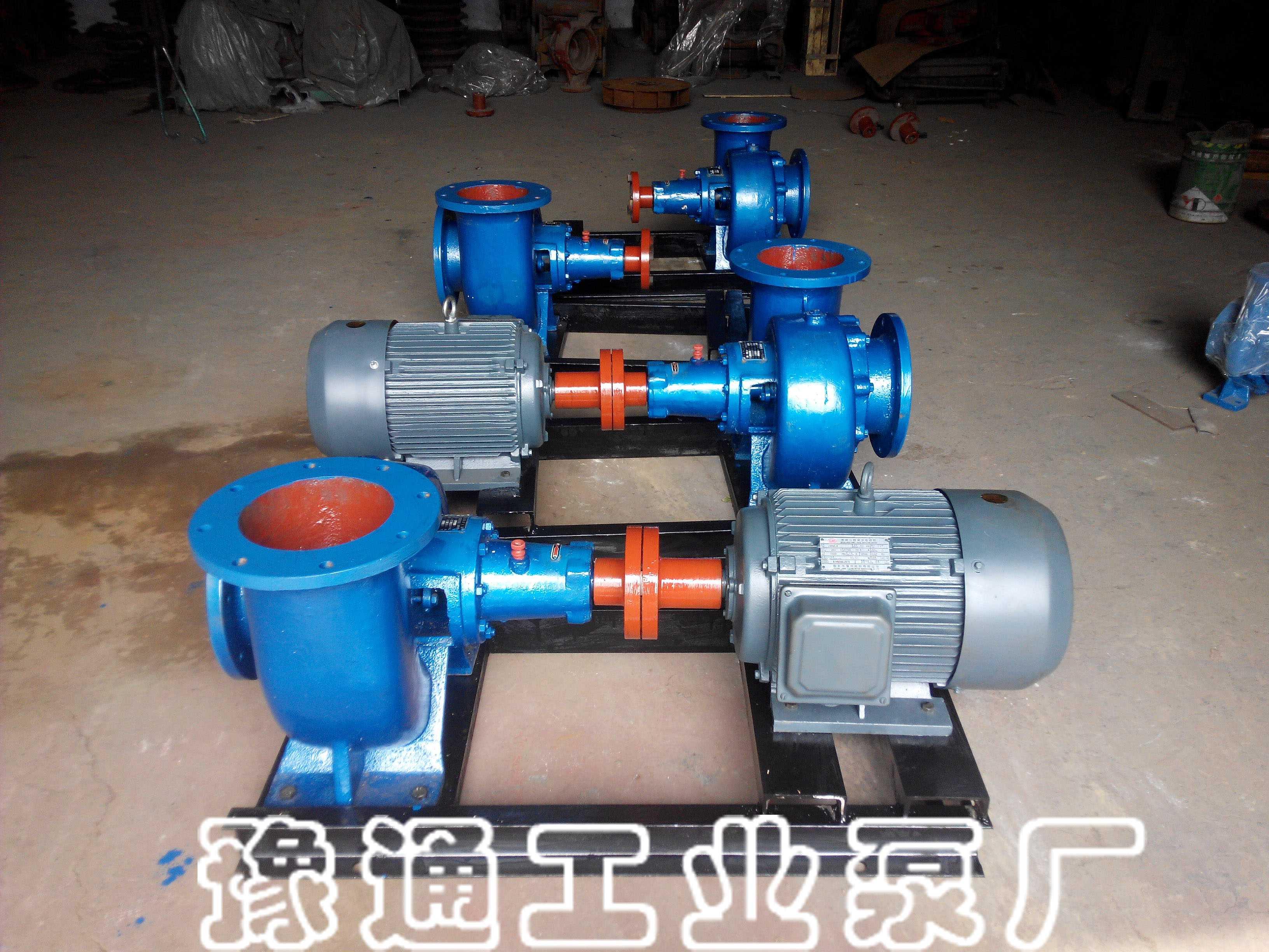 价格合理的HW蜗壳式混流泵 大量供应超值的河南新乡产HW蜗壳式混流泵