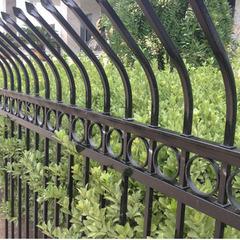 铁艺围栏杆