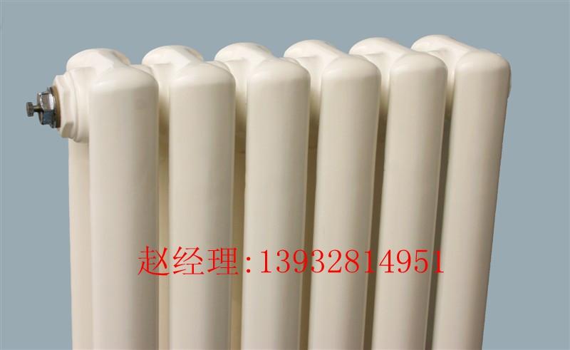 供应冀州暖气片钢制圆柱暖气片——钢三柱暖气片图片