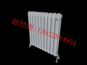 山东钢四柱暖气片,新款上市冀州暖气片钢制圆柱暖气片
