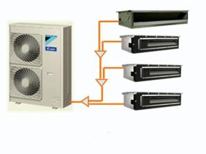 大金中央空調銷售 中央空調安裝