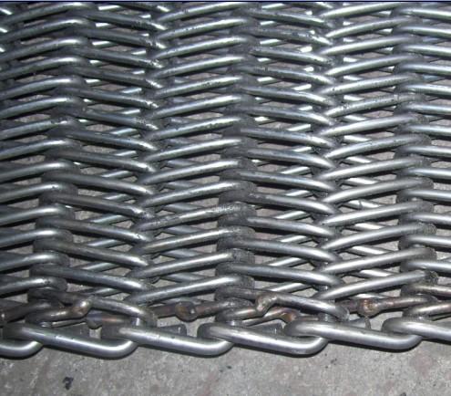 优质不锈钢双旋网带,上等不锈钢饼干双旋网带宁津众一网链厂供应
