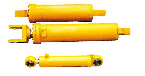 工程机械液压缸图片
