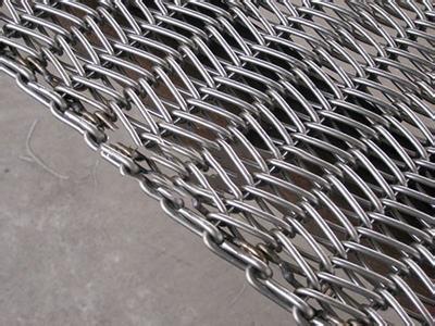 优质钢制双旋网带,专业可靠的烘干机网链,宁津众一网链厂倾力推荐
