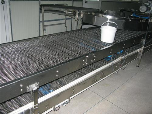 宁津众一网链厂——专业的不锈钢网带输送机提供商|优质网带输送机