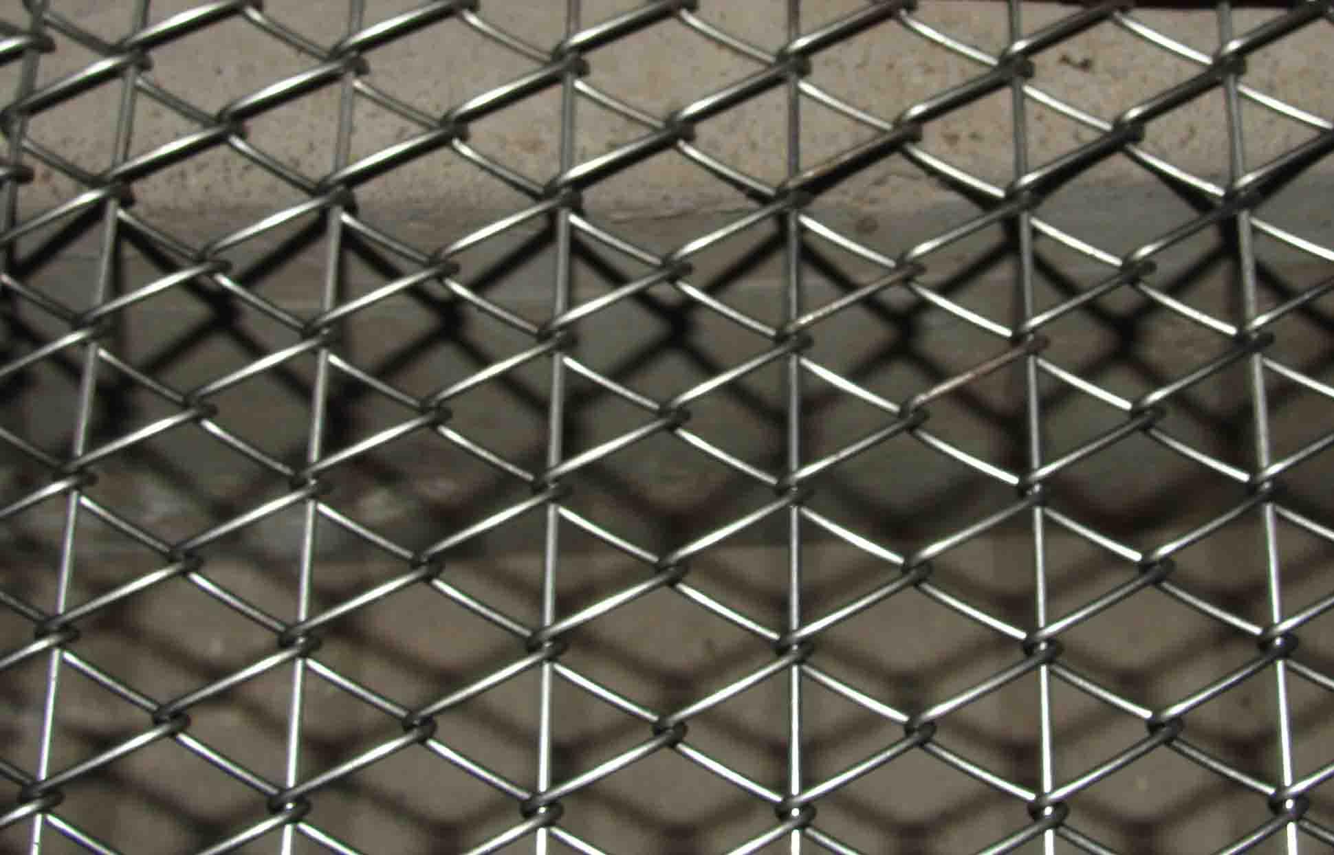 优质钢制菱形网带|买钢制菱形网带_来宁津众一网链厂