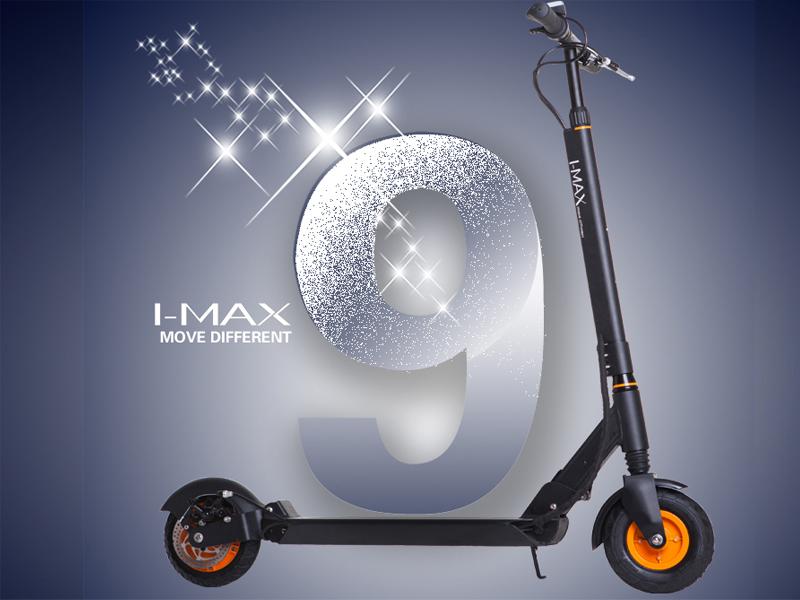 烟台平衡车I-MAX Q1滑板车