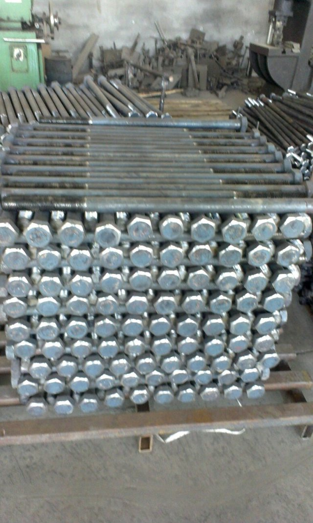 金浪涛紧固件供应塔吊塔机螺栓-定制塔吊塔机螺栓