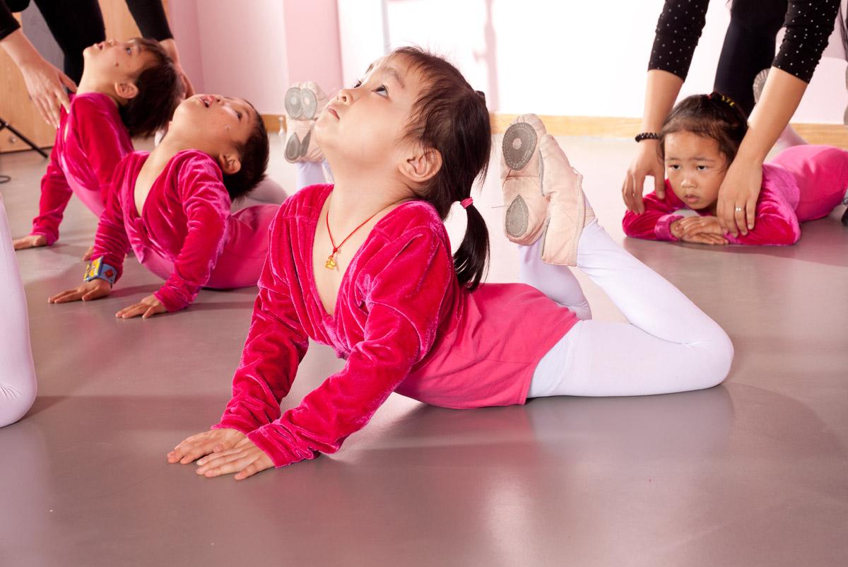 莞城最好的少儿舞蹈培训中心在那