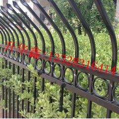 有品质的铁艺围栏推荐——栏杆焊接静电喷涂