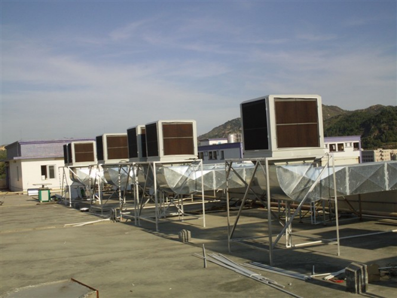 厂房环保空调降温工程-258.com企业服务平台