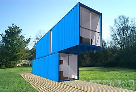 集裝箱房屋價格:泉州集裝箱改裝
