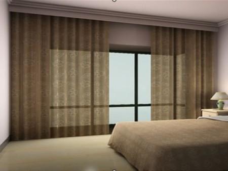 【装修知识】家装窗帘的选择