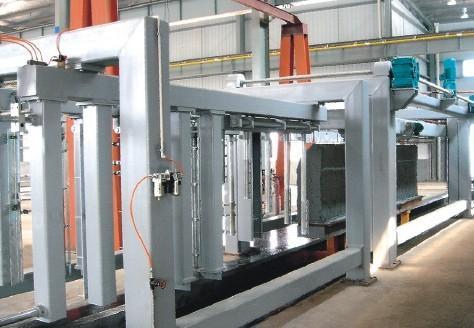 加气混凝土砌块设备改造厂家