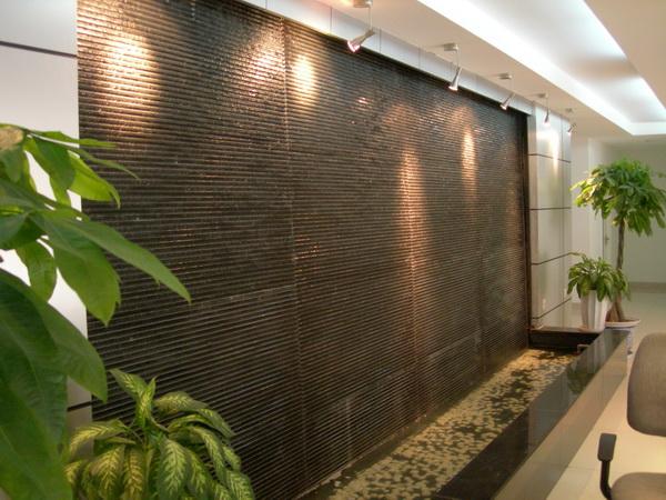 南宁水幕墙设计制作 室内外水幕墙工程