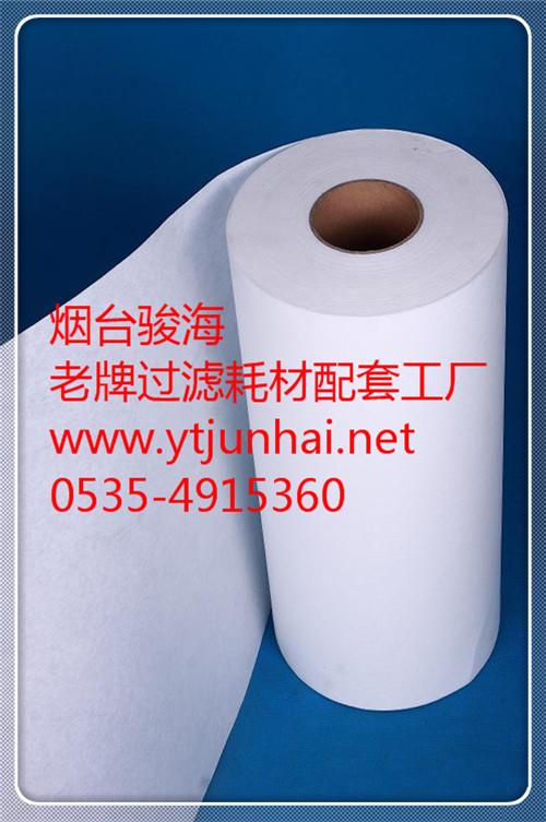PF1 平网纸带过滤机通用无纺布过滤纸 乳化液过滤纸
