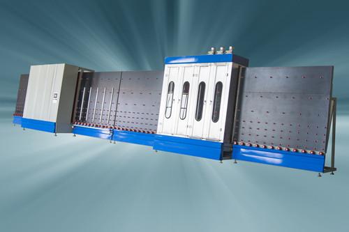 济南科莱机器中空玻璃板压生产线