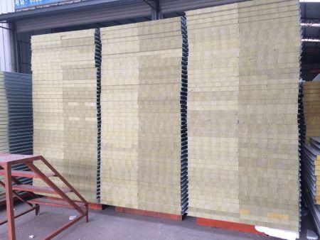 彩钢酚醛夹芯净化板价格-买优惠的岩棉夹芯板,就来鼎发工贸