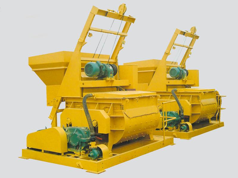 雙臥軸強制式攪拌機售后,山東上等雙臥軸強制式攪拌機哪里有供應