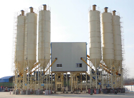 混凝土攪拌樓專業供應商 山東混凝土攪拌樓