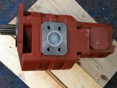 压路机用CBGJ高压双联齿轮油泵