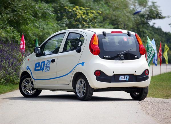 新款奇瑞eq奇瑞白电动汽车,鑫昊源供应 青岛开发区奇瑞qq3 青岛开发区
