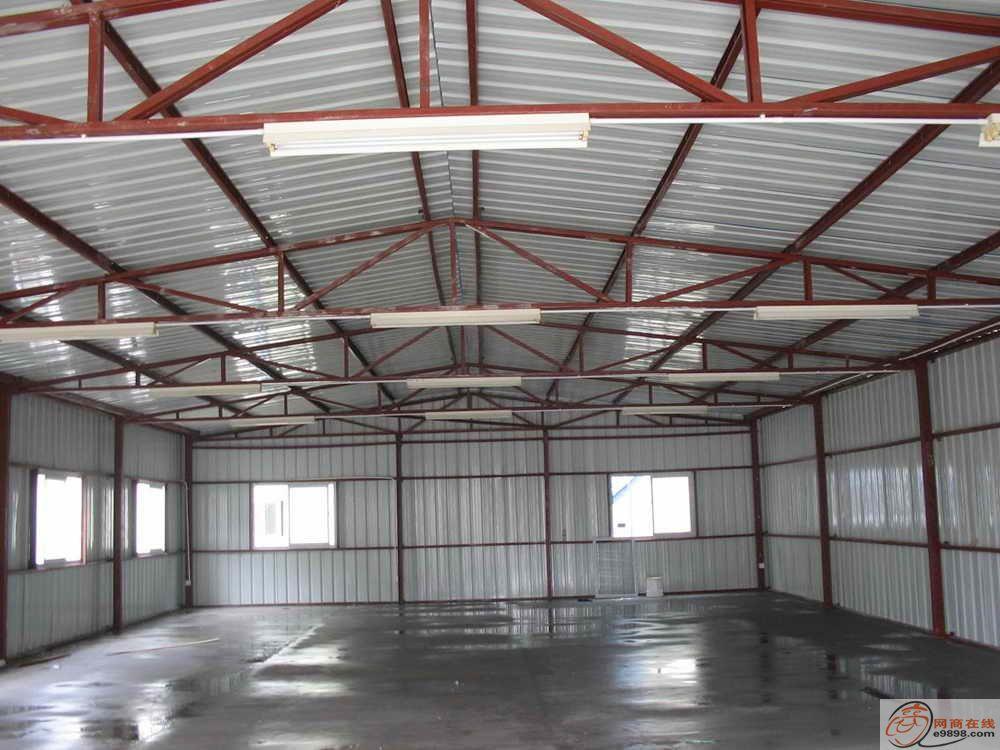 钦州钢结构-钦州钢结构厂房