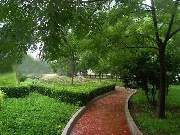 济南信誉好的园林绿化工程公司是哪家——园林绿化工程方案