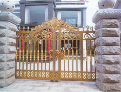 铸铝阳台栏杆,豪华欧式