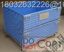 北京折叠式仑储笼 品牌好的折叠式仓储笼供销