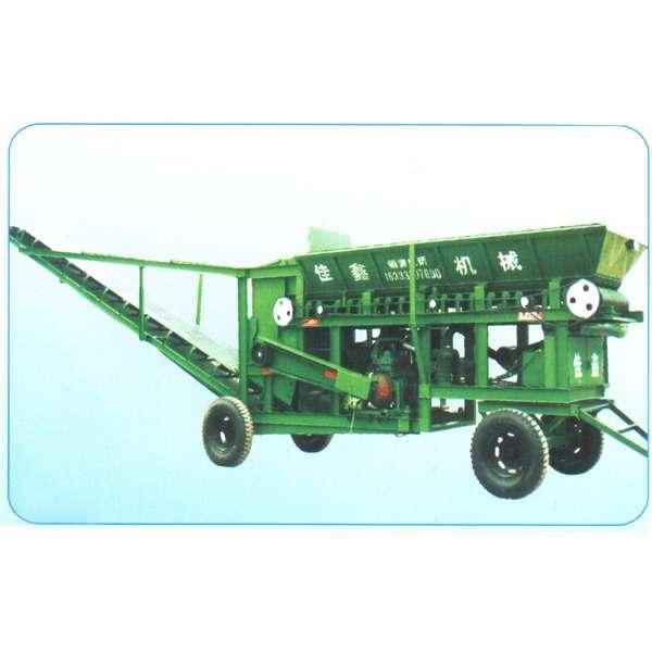 山西供应JX6112—A型流动式煤炭粉碎机厂家