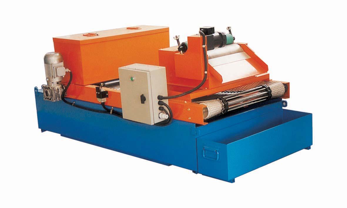 GL2 平网磁辊纸带过滤机 磁性纸带过滤机