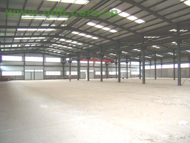 南宁专业的钢结构厂房——玉林钢结构厂房厂家