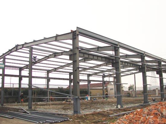 玉林钢结构-玉林钢结构厂房制作安装