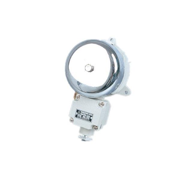 商品简介: 音响信号器是船上重要而简单的联络、报警工具,可及时地发出特种信号,指示某种异常现象的发生, 同时也是船上电话、通讯设备、传令钟及其它电器设备的配套仪器。 主要技术特性: 1.适用环境温度:-25~+55; 2.电源电压在额定值的直流15%,交流+6%~-10%的范围内变化时,能可靠地工作,其音响强度不小于规定值; 3.