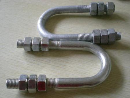 供应热镀锌U型螺栓