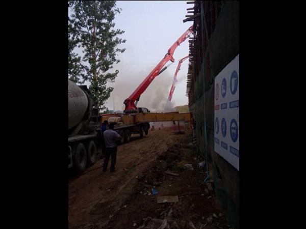 莱阳混凝土泵车租赁 莱阳混凝土泵车厂家