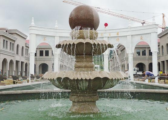 威海小品喷泉设备-声誉好的小品喷泉供应商当属景润喷泉设备
