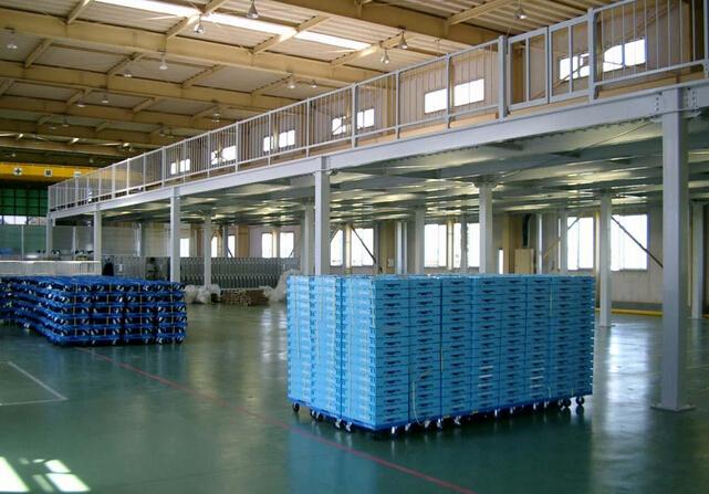 苏州优良的泰州货架钢平台出售 高港泰州货架钢平台专业定制