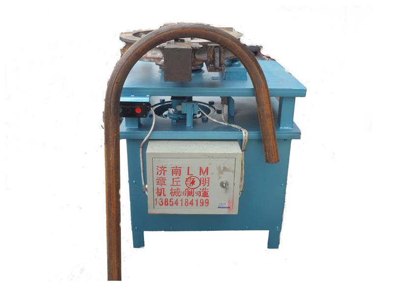 济南专业的电动弯管机推荐_山东弯管机