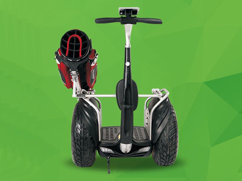 烟台平衡车---高尔夫 YC-ZHC01