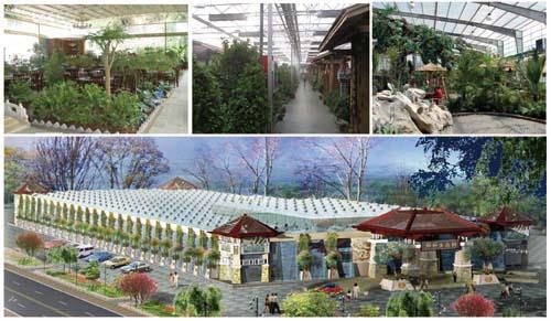 大型生态餐厅-值得信赖生态餐厅建造上哪找