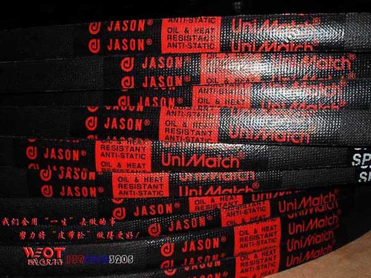 河南供应JASON皮带的厂家